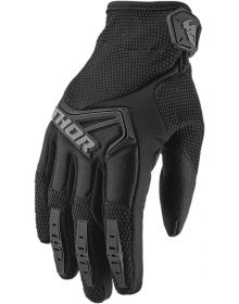 Thor 2019 Spectrum Youth Gloves Black