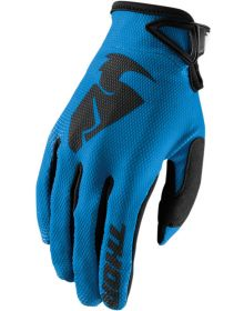 Thor 2020 Sector Youth Glove Blue