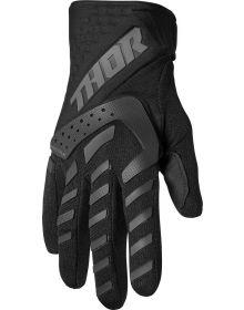 Thor 2022 Spectrum Youth Gloves Black