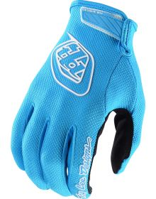 Troy Lee Designs AIR 2018 Youth Gloves Light Blue