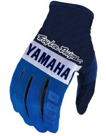 Troy Lee Designs GP Yamaha L4 Youth Gloves Navy