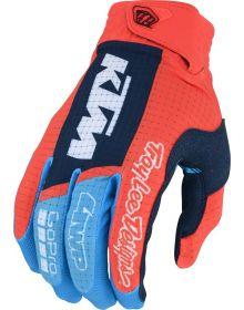 Troy Lee Designs Air Youth Glove 2021 KTM Orange