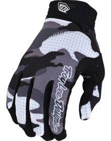 Troy Lee Designs Air Youth Glove Formula Camo Black/Gray