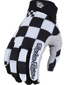 Troy Lee Designs Air Youth Glove Chex Black/White