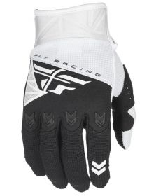 Fly Racing 2018 F-16 Youth Gloves Grey/Black