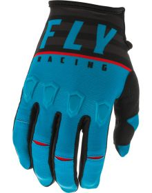 Fly Racing 2020 Kinetic K120 Youth Glove Blue/Black/Red