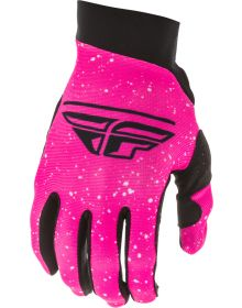 Fly Racing 2020 Pro Lite Youth Girls Glove Neon Pink/Black