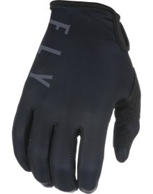 Fly Racing 2021 Lite Youth Gloves Black/Grey