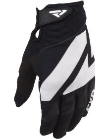 FXR 2020 Clutch Strap Youth MX Glove Black/White