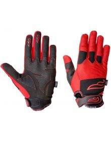 Fulmer 558 OR2 Youth MX Gloves Red