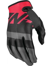 Answer 2020 AR1 Voyd Womens Glove Black/Charcoal/Pink