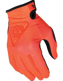Answer 2021 AR1 Charge Womens Gloves Flo Red