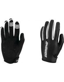 Answer Racing Womens Ascent Glove Black/White
