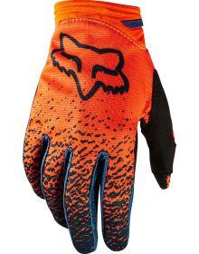 Fox Racing 2018 Dirtpaw Womens Gloves Grey/Orange