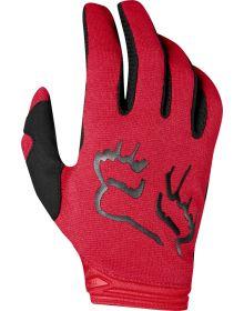Fox Racing 2019 Dirtpaw Womens Glove Mata Flame Red