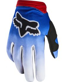 Fox Racing 2020 Dirtpaw FYCE Womens Glove Blue/Red