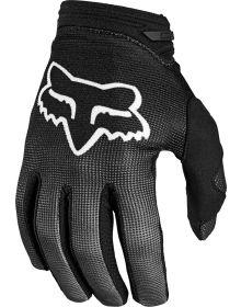 Fox Racing 180 Oktiv Womens Glove Black/White