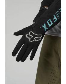 Fox Racing MTB Ranger 2021 Womens Gloves Black