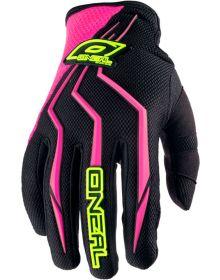 O'Neal 2019 Element Womens Glove Black/Pink