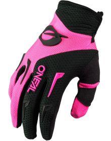 O'Neal 2021 Element Womens Glove Black/Pink
