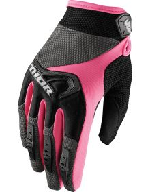 Thor 2019 Spectra Womens Gloves Black/ Pink
