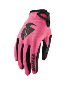 Thor 2019 Sector Womens Gloves Pink