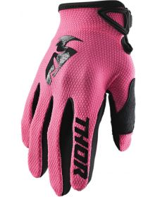 Thor Sector Womens Glove Pink