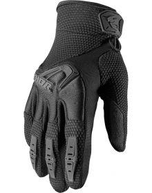 Thor 2021 Spectrum Womens Gloves Black