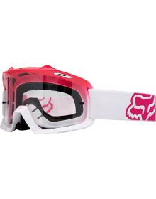 Fox Racing Airspc Youth Goggles Hot Pink