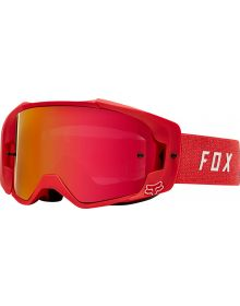 Fox Racing Vue Goggles Red