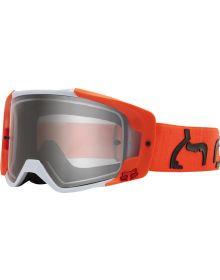 Fox Racing Vue Dusc Goggle Fluorescent Orange