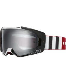 Fox Racing Vue Vlar Spark Goggle Flame Red