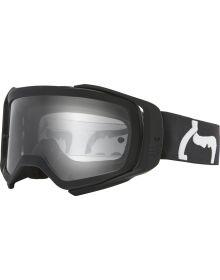Fox Racing Airspace II Prix Goggle Black