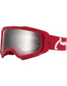 Fox Racing Airspace II Prix Goggle Flame Red