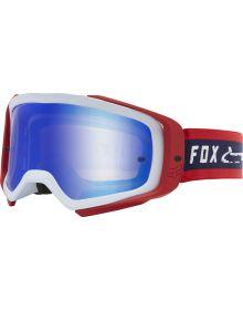 Fox Racing Airspace II Simp Goggle Navy/Red