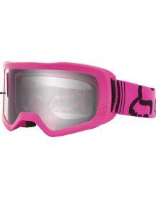 Fox Racing Main II Race Goggle Pink