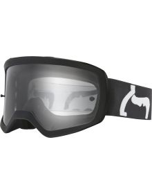 Fox Racing Main II PC Prix Youth Goggle Black