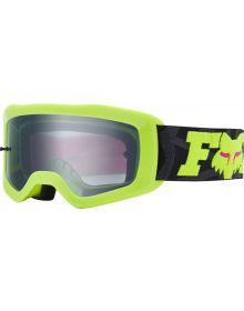 Fox Racing Main II Venin Youth Goggle Black