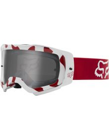 Fox Racing Airspace Stray Goggle Flame Red