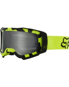 Fox Racing Airspace Stray Goggle Flo Yellow