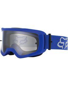 Fox Racing Main Stray Goggle Blue