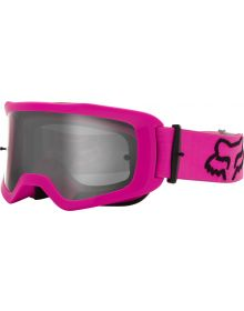 Fox Racing Main Stray Goggle Pink