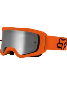Fox Racing Main X-Stray Goggle Flo Orange