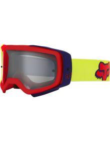Fox Racing Airspace Voke Goggle Flo Yellow