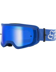 Fox Racing Main Stray Goggle Spark Blue