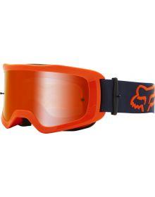 Fox Racing Main Stray Goggle Spark Flo Orange