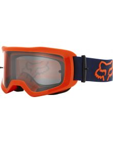 Fox Racing Main Stray Youth Goggle Flo Orange