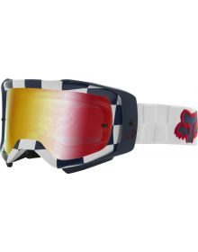 Fox Racing Airspace Afterburn Goggle White