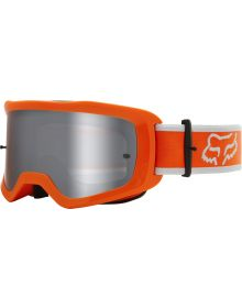 Fox Racing Main Barren Youth Goggle  Spark Flo Orange
