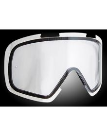 FXR Mission Snow Goggle Lens Clear w/Posts